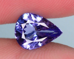 AAA Grade 1,60 ct Tanzanite eye catching Color ~ K