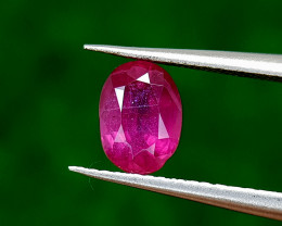 1.18CT NATURAL RUBY MOZAMBIQUE BEST QUALITY GEMSTONE IIGC17