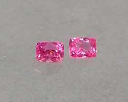 0.27ct natural Jedi Pink Spinel