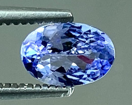 0.44Ct Tanzanite Excellent Quality Gemstone. TN 81