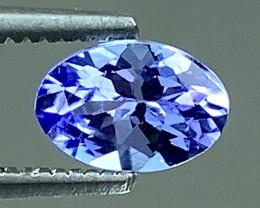 0.44Ct Tanzanite Excellent Quality Gemstone. TN 83