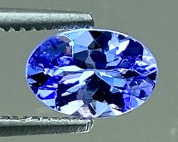 0.52Ct Tanzanite Excellent Quality Gemstone. TN 84