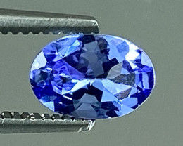 0.50Ct Tanzanite Excellent Quality Gemstone. TN 87