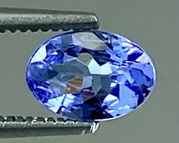0.52Ct Tanzanite Excellent Quality Gemstone. TN 88