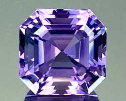 13.65Ct Amethyst Excellent Amazing Cut Top Quality Gemstone.ATF 63