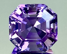 9.20Ct Amethyst Excellent Amazing Cut Top Quality Gemstone.ATF 64
