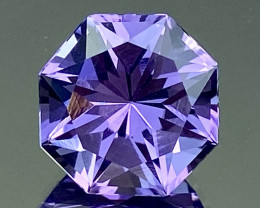 6.64Ct Amethyst Excellent Amazing Cut Top Quality Gemstone.ATF 65