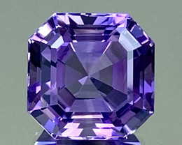 6.36Ct Amethyst Excellent Amazing Cut Top Quality Gemstone.ATF 67