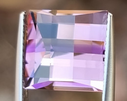6.63cts Pixel Cut Ametrine