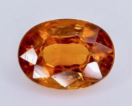 1.67 Crt Natural Spessartite Garnet  Faceted Gemstone.( AB 8)