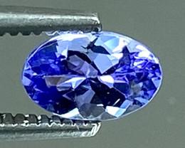 0.46Ct Tanzanite Excellent Quality Gemstone. TN 98