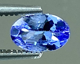 0.47Ct Tanzanite Excellent Quality Gemstone. TN 100