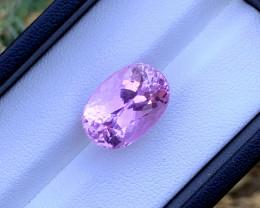 NR 11.45 cts Pink Kunzite Gemstone