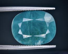 13.23 Crt  Grandidierite Faceted Gemstone (Rk-83)