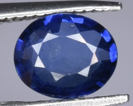 A Beautiful Blue Sapphire 0.57 CTS GEM