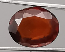 Hessonite, 5.59ct, very heart warming stone you're going to love!