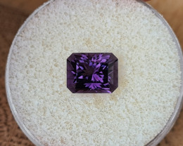 3,50ct Purple Scapolite - Master cut!
