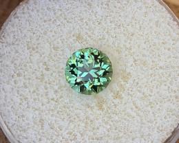 2,90ct Mint green Tourmaline - Master cut!