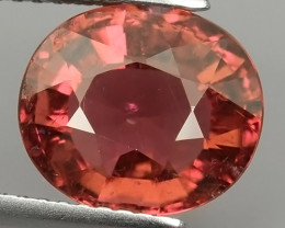 3.55 CTS SPLENDID RARE NATURAL PINK TOURMALINE MOZAMBIQUE~