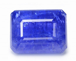 Tanzanite 15.71 Cts rare AAA Violet Blue Color Natural Gemstone