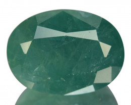 Exceptionally Rare Translucent Quality Natural Grandidierite 5.97 Cts Oval