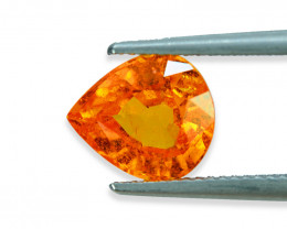 4.21 Cts Stunning Lustrous Natural Spessartite
