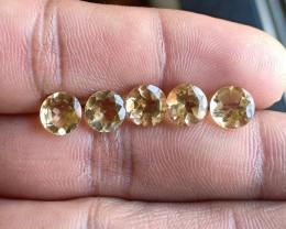 Citrine Gemstone Wholesale Package 100% Natural Gemstones VA5328