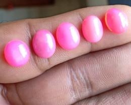 Natural Pink Ethiopian Opal Wholesale Parcel  VA5336
