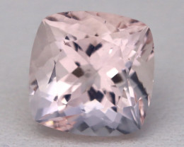 3.43Ct Morganite VS Sweet Pink Beryl Color Natural Madagascar C0110