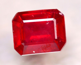 Ruby 5.53Ct Madagascar Blood Red Ruby D0401/A20