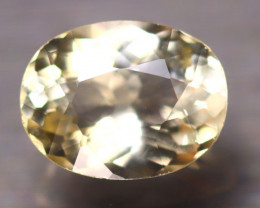 Heliodor 1.60Ct Natural Yellow Beryl D0408/A56