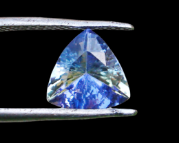 NR!!! 1.81 CTs Natural & Unheated~ IGI Certified Blue Tanzanite Gemstone