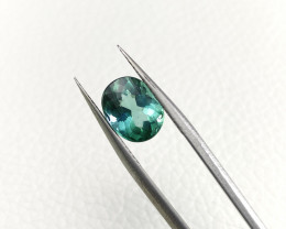 Excellent luster and color - 2.75ct Mint Green Tourmaline