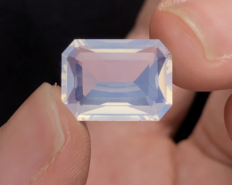 Moonstone Top Quality 8.00 ct Natural Moonstone Pink Color Moonstone ~HM