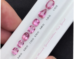 Heart Warming Top Pink Spinel 6.00 Ct Very Rare to Find in Auction