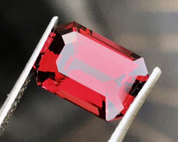 4.51 CT GARNET BLOOD RED 100% IF CLEAN NATURAL UNHEATED SRI LANKA