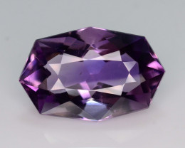 AAA Grade 15.00 ct Untreated Amethyst