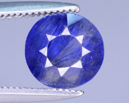 Top Quality 1.60 ct Blue Color Sapphire
