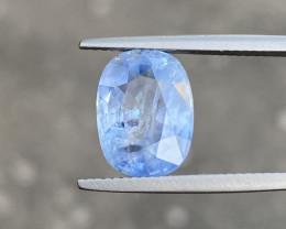 Natural Srilankan Sapphire 7.55 Cts Gemstone.