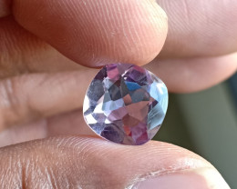 4 Ct Natural Amethyst Big Size Gemstone Excellent Quality VA5382