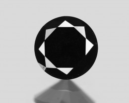 *NoReserve* Diamond 0.08 Cts Fancy Black Color Natural