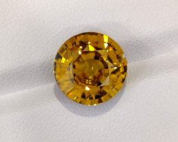 8.87 CTS EXTREME ROUND 11.90 MM GENUINE NATURAL ZIRCON