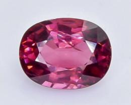 1.84 Crt Natural  Garnet Faceted Gemstone.( AB 9)