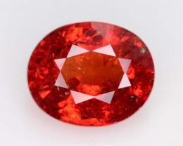 2.50 ct Spessartite Garnet Oval Shape