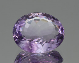 Natural Amethyst 29.71 Cts, Good Quality Gemstone
