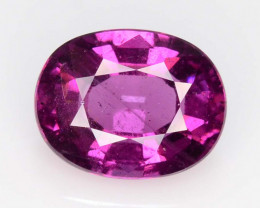 2.45 ct Grape Garnet From Mozambique