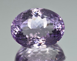 Natural Amethyst 51.36 Cts, Good Quality Gemstone