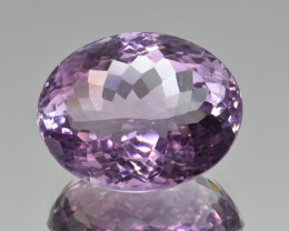 Natural Amethyst 54.35 Cts, Good Quality Gemstone
