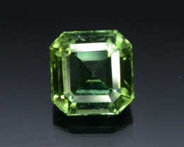 AAA Grade 1.35 ct Natural Green Tourmaline