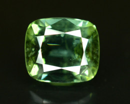 Top Quality 4.45 ct Natural Green Tourmaline